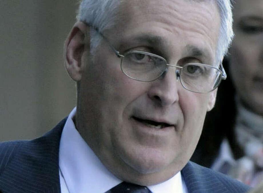 Former federal judge Samuel Kent, shown in 2009, served 25 months behind bars for obstruction of justice. Photo: Pat Sullivan, AP File