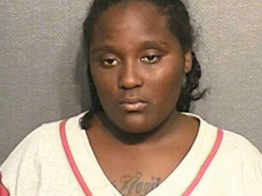 Keira Jones, 17, allegedly attacked 33-year-old Ira Jones because he was talking to another woman. Photo: Houston Police
