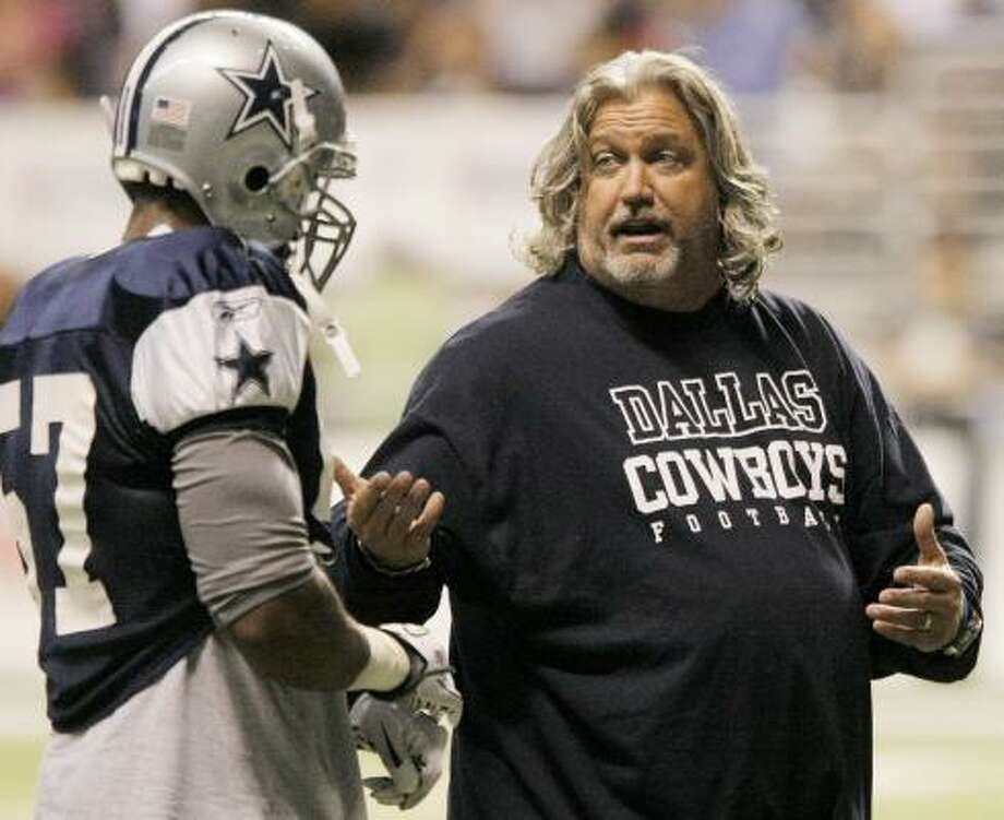 The Cowboys are counting on Rob Ryan to produce improved results with much the same roster that set dubious club records for yards and points allowed last season. Photo: DARREN ABATE, Associated Press