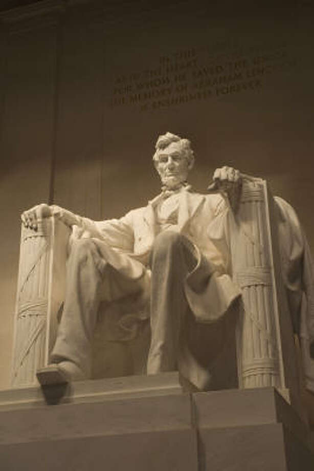 The Lincoln Monument in Washington, D.C. Photo: Fotolia