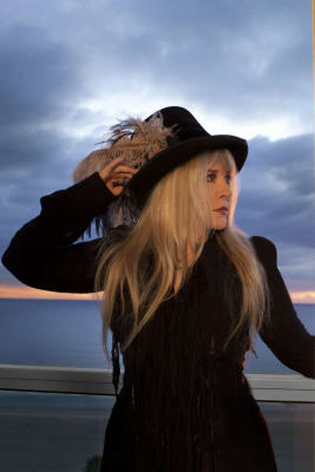 STEVIE NICKS Photo: Kristin Burns