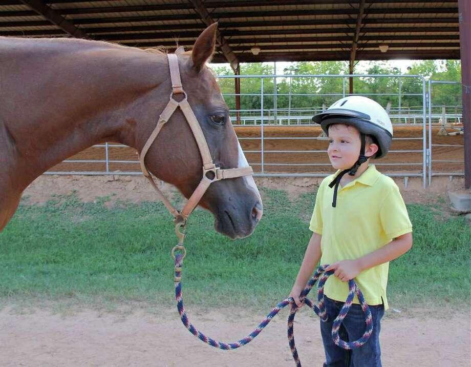 Paul and Scarlet at SIRE Photo: Artdog-Houston