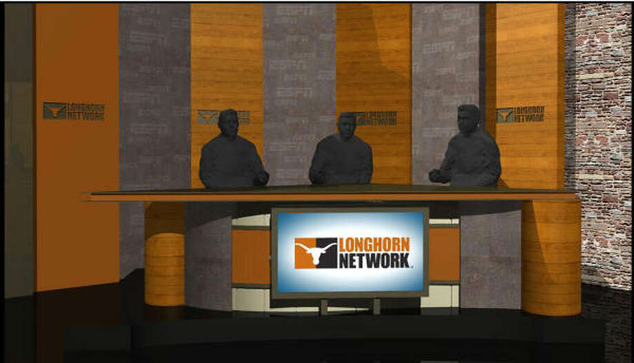 The Longhorn Network is a 20-year, $300 million partnership between ESPN, UT and IMG College. Photo: Courtesy Of ESPN