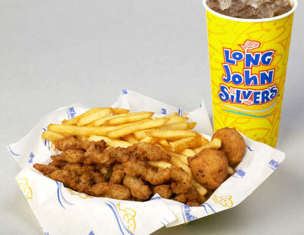 Long John Silver's offers fast seafood at locations across the country, but one reader wishes the chain would come to Beaumont. Photo: AP