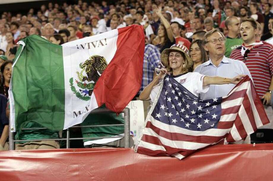 Aug. 10: U.S. 1, Mexico 1Jurgen Klinsmann's tenure as coach of the U.S. started with a draw in a friendly in Philadelphia. Photo: Tom Mihalek, Associated Press