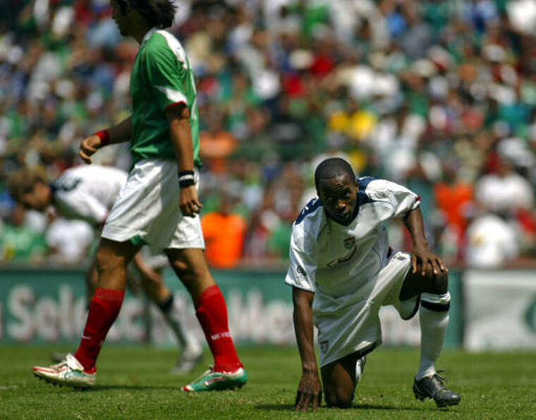 March 27, 2005: Mexico 2-1