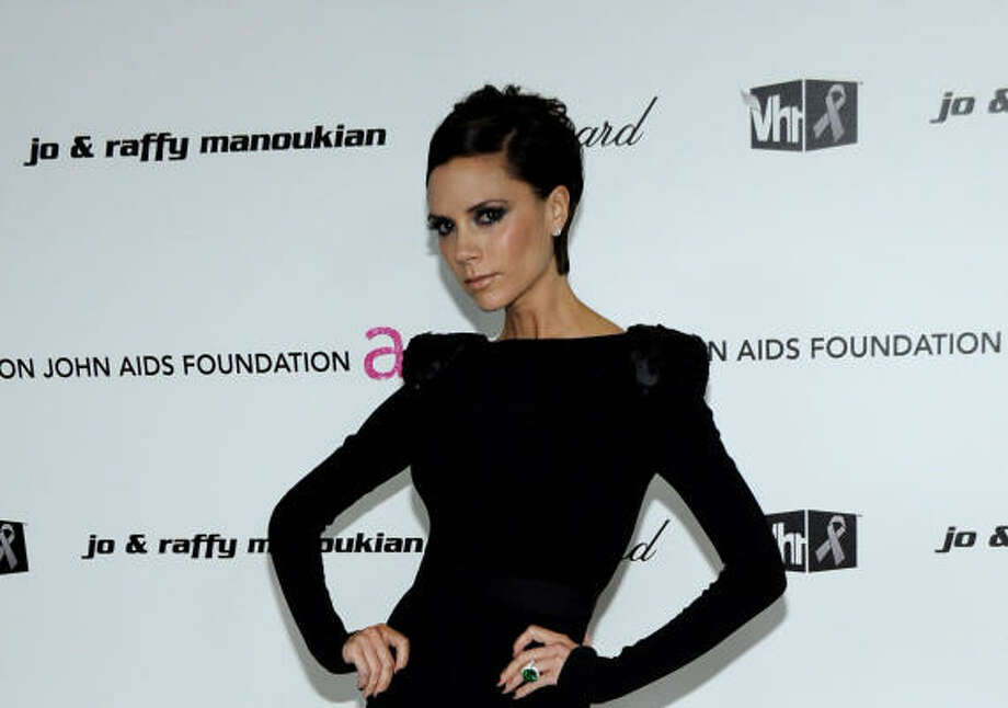 Victoria Beckham is a Spice Girls star-turned-fashion designer. Photo: DAN STEINBERG, AP