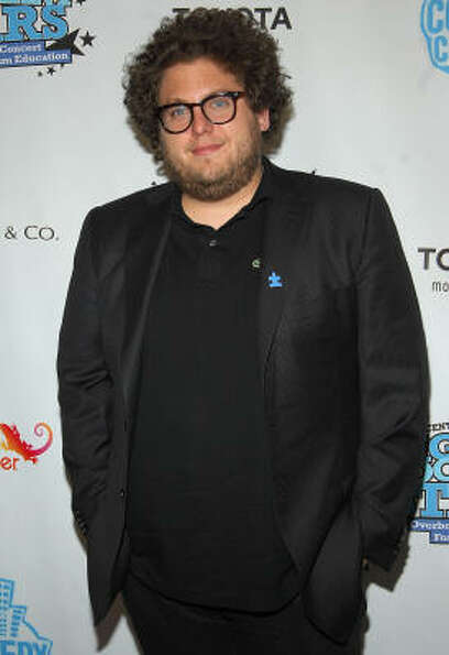 Jonah Hill then (2008)