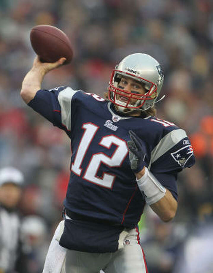 The experts believe that Tom Brady will win his fourth Super Bowl this season. Photo: Joe Rimkus Jr., MCT