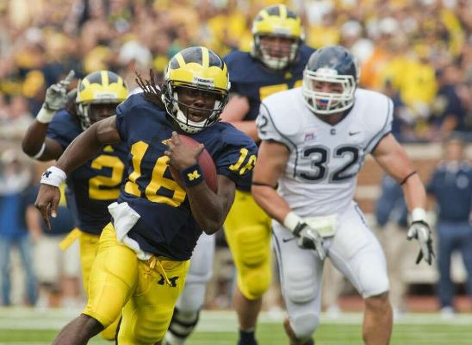 2. Michigan Wolverines 