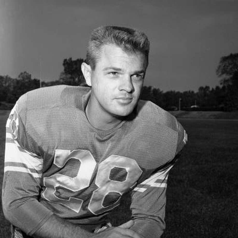 Lions great, Pro Football Hall of Famer Yale Lary dies at 86