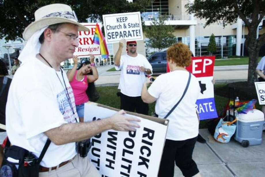 Photo: Michael Paulsen, Houston Chronicle
