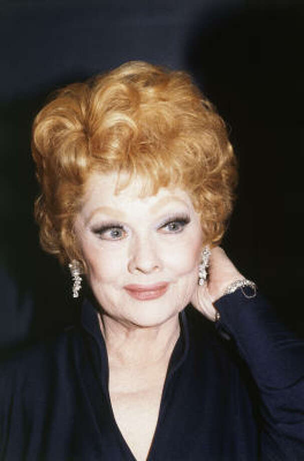 Lucille Ball would have turned 100 years old on Aug. 6. Photo: Reed Saxon, AP