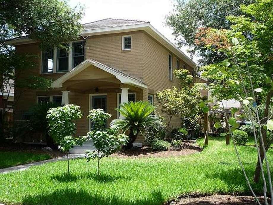 1112 Bayland Ave., $649,900  Coldwell Banker United Agent: Steven Ciapi (713) 392-2830