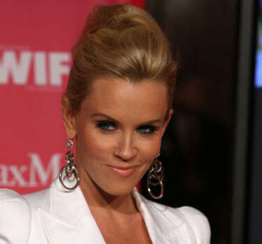 "Jenny McCarthy: While Jenny McCarthy started as a Playboy playmate, her career didn't take off until she got picked to be a host on MTV's dating show, ""Singled Out"". She went on to star in many movies and TV shows -- and has dated famous celebrities such as Jim Carrey. She has also written a few books and has become the unlikely and controversial spokesperson about autism, often voicing her theory that her son developed autism from a vaccine. Photo: Frazer Harrison, Getty Images"