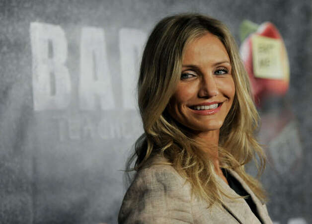 Cameron Diaz Photo: Chris Pizzello, AP