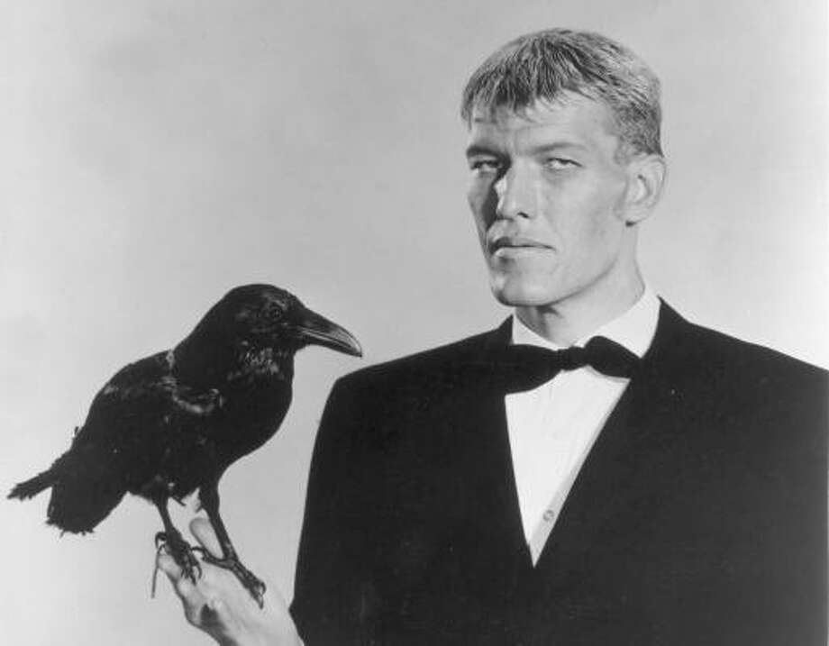 Lurch, faithful and ominous servant to The Addams Family Photo: Unknown, UNKNOWN