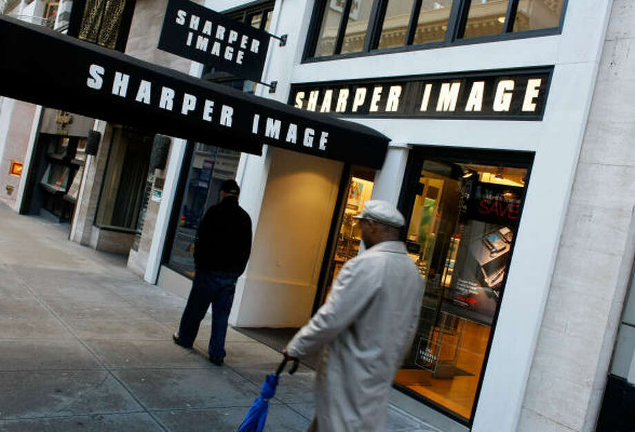 Sharper Image (1977-2008)
