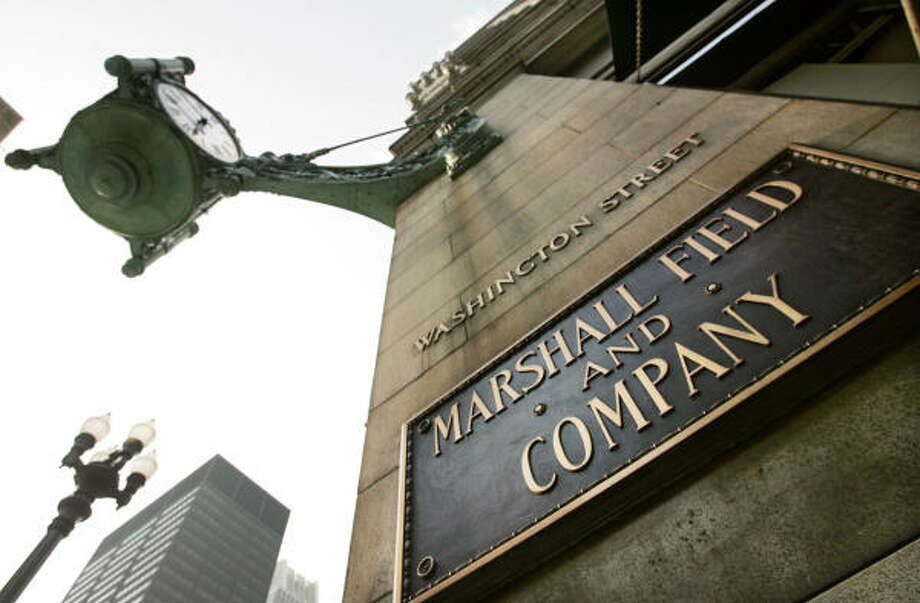Marshall Fields (1852-2006)