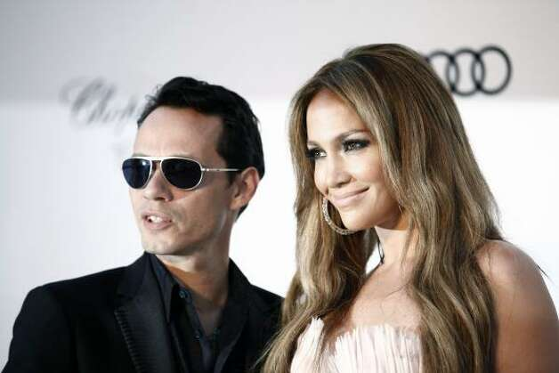 Who: Singers Marc Anthony and Jennifer Lopez Married for:7 years Photo: Matt Sayles, AP