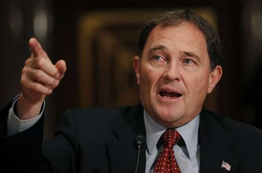 Gary Herbert State: Utah RSVP: There in spirit. He signed a declaration in support.