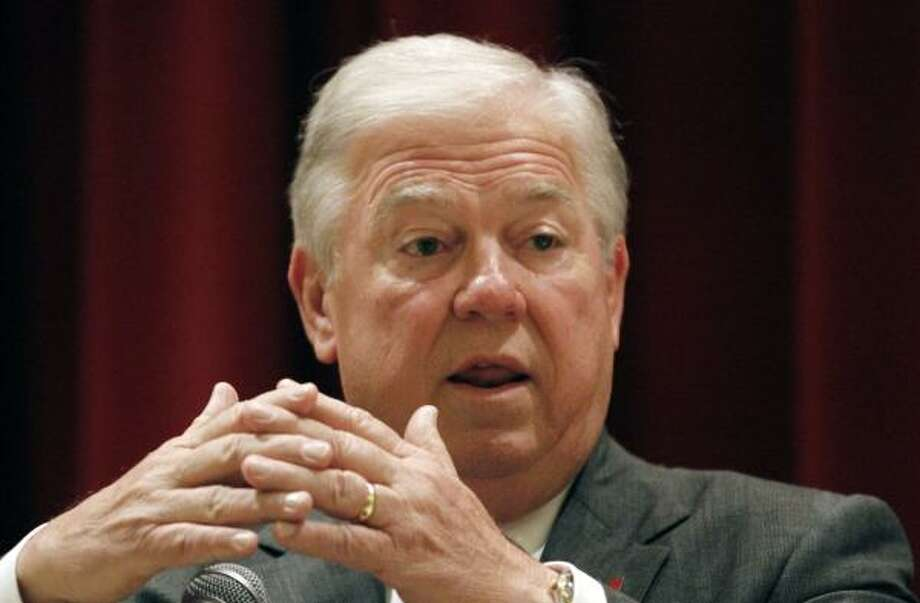 Haley Barbour State: Mississippi RSVP: No decision yet, but he is interested. Photo: Rogelio V. Solis, Associated Press
