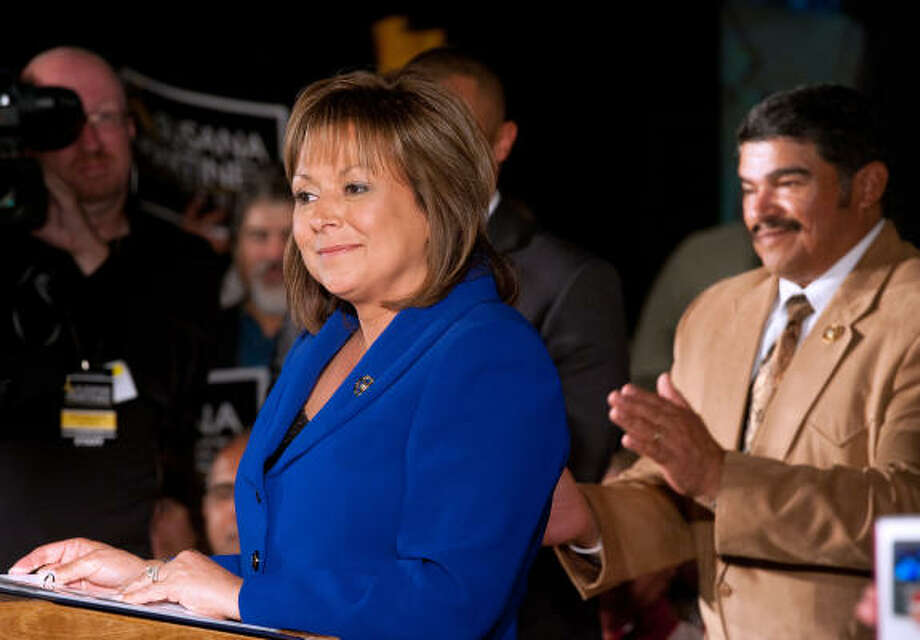 Susana Martinez State: New Mexico RSVP: No Photo: William Faulkner, AP