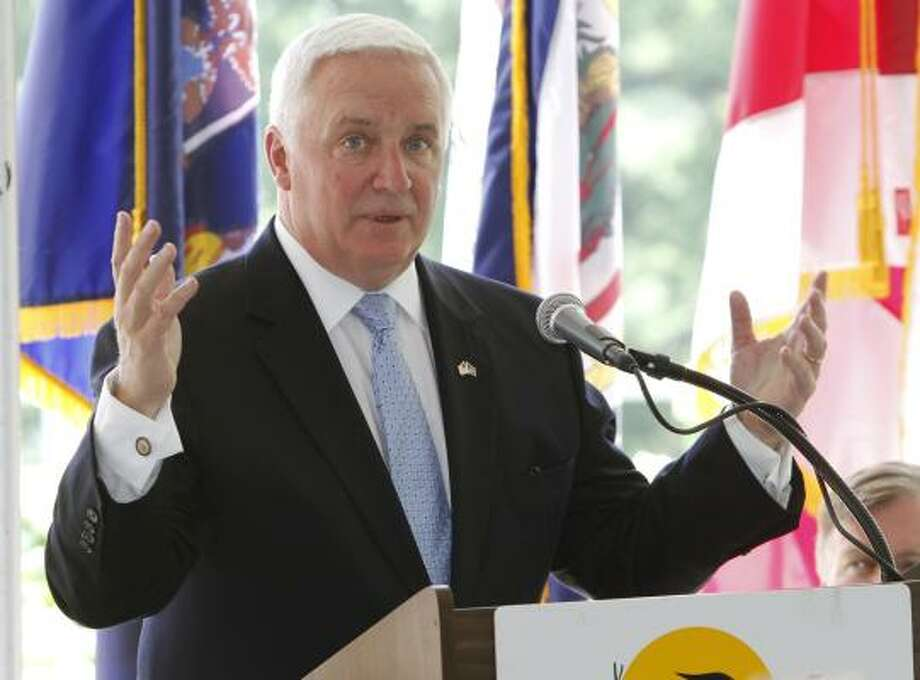 Tom Corbett  State: Pennsylvania RSVP: No, due to a scheduling conflict. Photo: Steve Helber, Associated Press