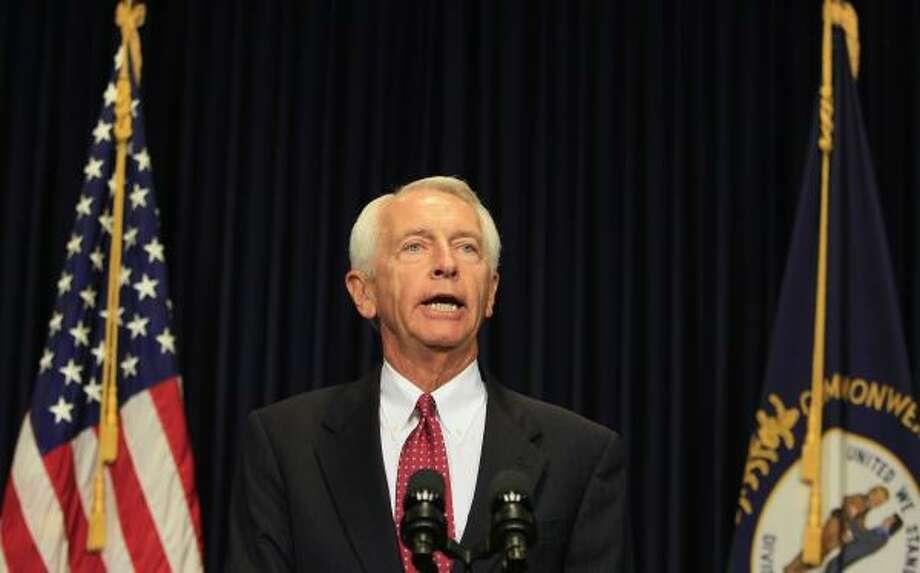 Steve Beshear  State: Kentucky RSVP: No Photo: Ed Reinke, Associated Press