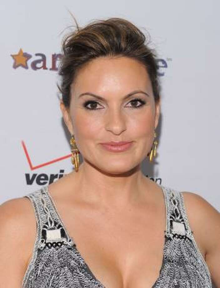 "Mariska Hargitay, best actress in a drama series, ""Law & Order: SVU"" Photo: Mike Coppola, Getty"