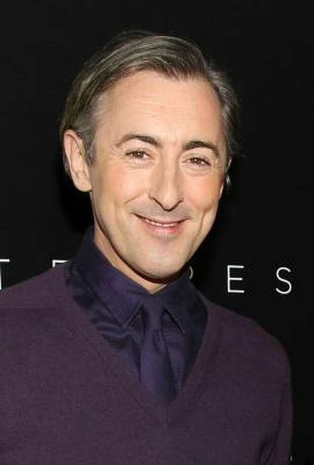 """Good Wife"" actor Alan Cumming debuted his signature cologne in 2005. Photo: Christopher Polk, Getty Images"