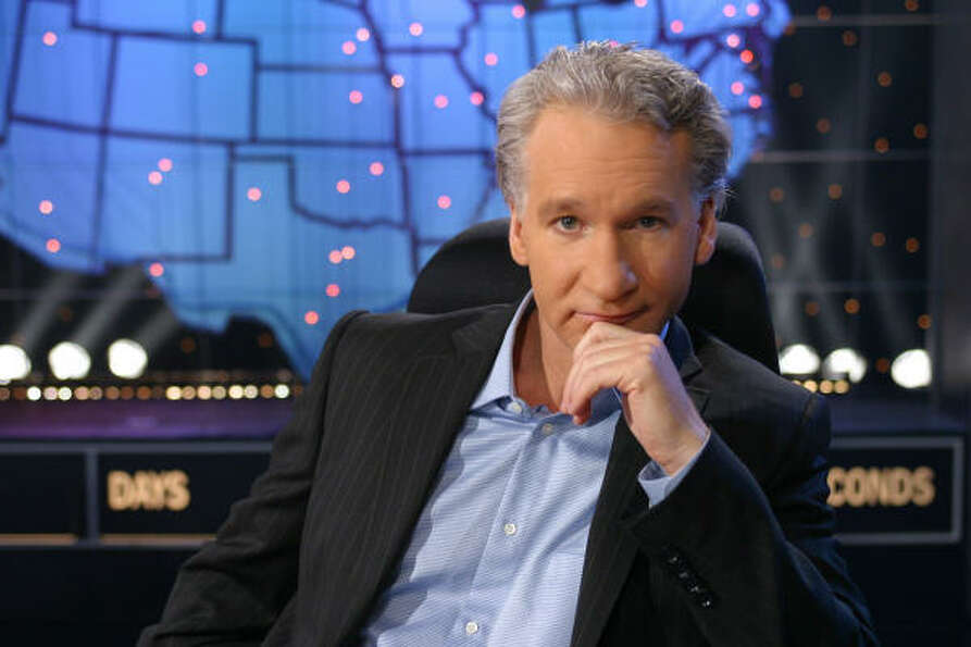 Bill Maher vs. the GOP