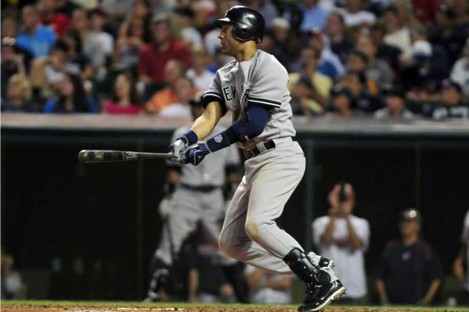Derek Jeter became the 28th member of the exclusive 3,000 hit club on Saturday. It has been said that reaching this milestone guarantees entry into the Baseball Hall of Fame. The club features legendary players like Hank Aaron, Cal Ripken Jr. and Astros great Craig Biggio.    Here's a look at the entire 3,000 hit club. Photo: Jason Miller, Getty