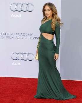 Jennifer Lopez Photo: Chris Pizzello, Associated Press