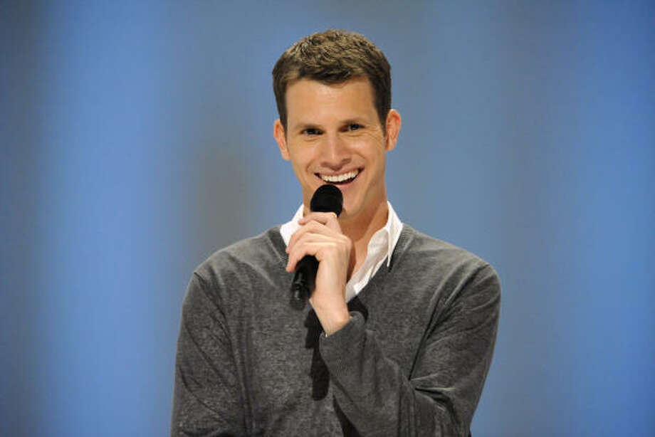 """Comedian Daniel Tosh has jumped on the Astros-bashing wagon. The host of Tosh.0 recently tweeted, """"since the mlb commissioner has ruined the integrity of latin america's pastime, here are some appropriate punishments for the astros' brazen cheating. i'm open to your suggestions as well. #cancelhouston."""" >>>See some of the hilarious suggestions for punishing the Astros from Tosh and his fans. Photo: Phil McCarten, Phil McCarten/PictureGroup"""