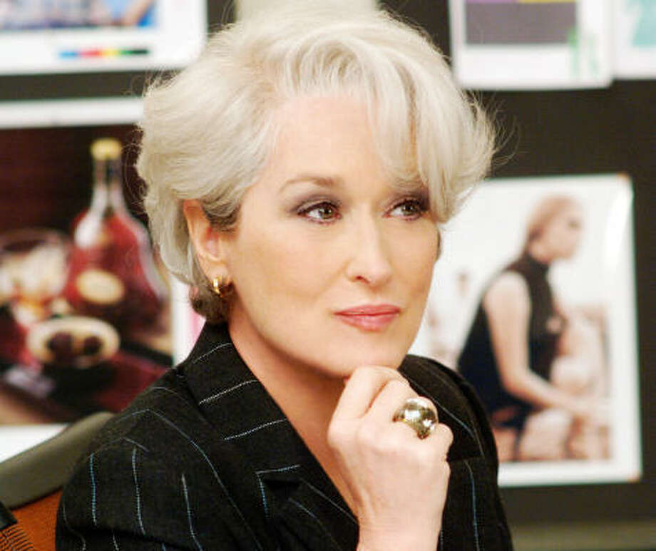 10. Meryl Streep $10 million Photo: Barry Wetcher