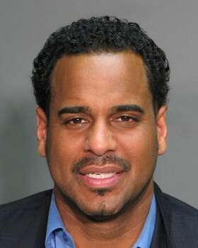 Jayson Williams The former NBA star was sentenced to five years in prison for the accidental shooting death of his 55-year-old limousine driver. Photo: AP