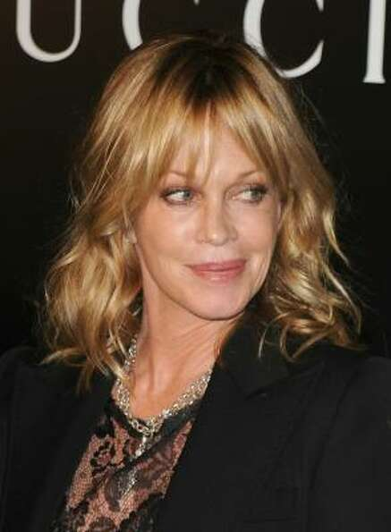 Melanie Griffith has been married four times, but that number includes Don Johnson twice.