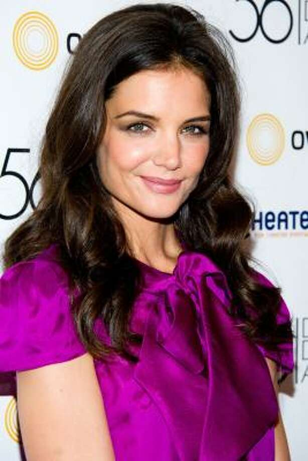 Katie Holmes debuted on Broadway in 2008 in Arthur Miller's 'All My Sons' and in 2012 as Lorna in 'Dead Accounts.' Photo: Charles Sykes, Associated Press