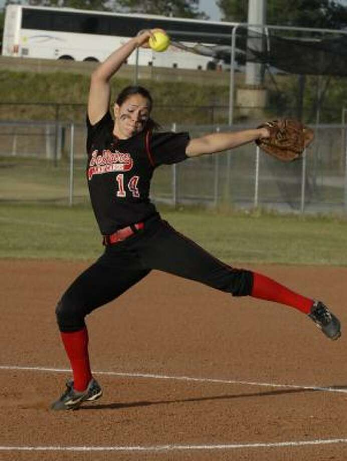 Gabby SmithPitcher, Senior, BellaireSmith, who signed with Texas, struck out 259 batters and carried the team's highest batting average (.592). Photo: Tony Bullard, For The Chronicle
