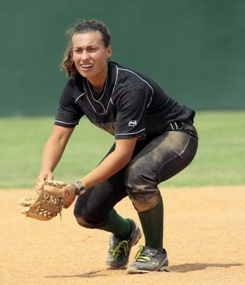 Demi TurnerInfielder, Freshman, Huntsville Photo: Bob Levey, For The Chronicle