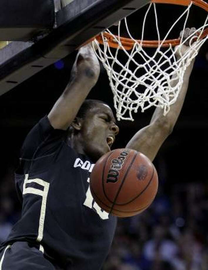 "Alec Burks, SG, 6-6, Colorado  ""A young wing with interesting skill set. Good ability to make plays and score. Good size."" Photo: Charlie Riedel, Associated Press"