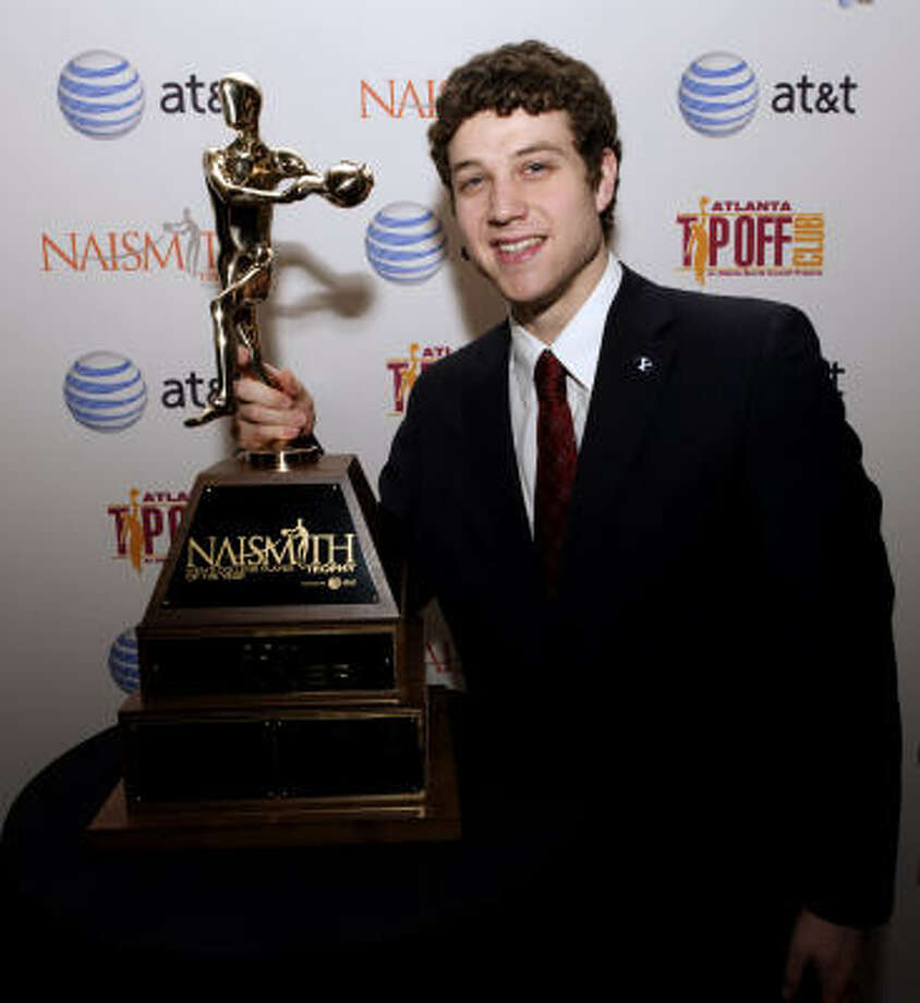 """Jimmer Fredette, PG, 6-2, BYU  """"Productive scoring guard. One of the top shooters in the draft. Great range. A winner. Impressive career."""" Photo: Bob Levey, Getty Images"""