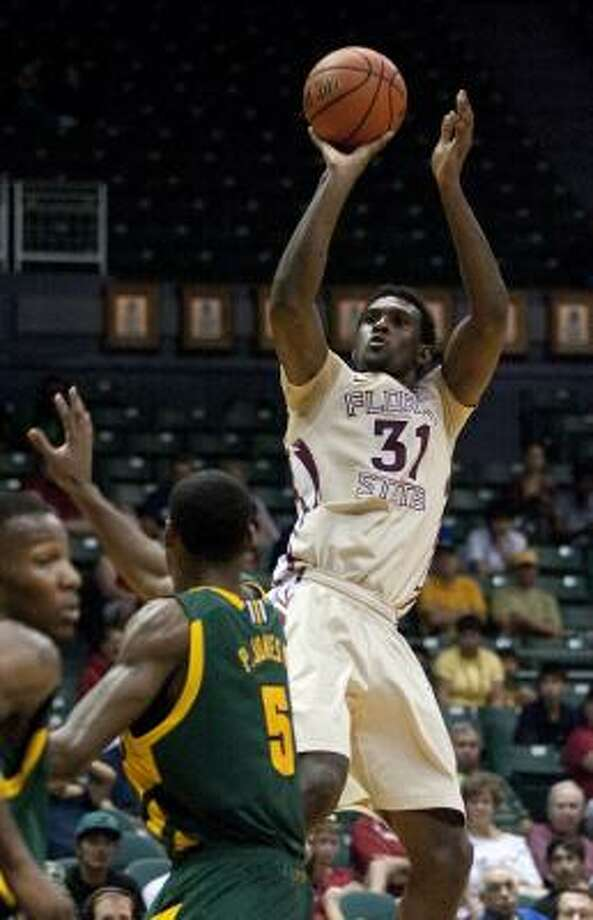 "Chris Singleton, SF, 6-9, Florida State ""Big wing defender. Developing offensive game. Versatile ability on both ends."" Photo: Eugene Tanner, Associated Press"