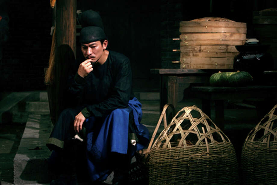 """Andy Lau as Detective Dee in """"Detective Dee and the Mystery of the Phantom Flame."""""""
