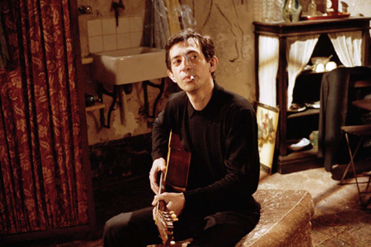 Eric Elmosnino as Serge Gainsbourg in
