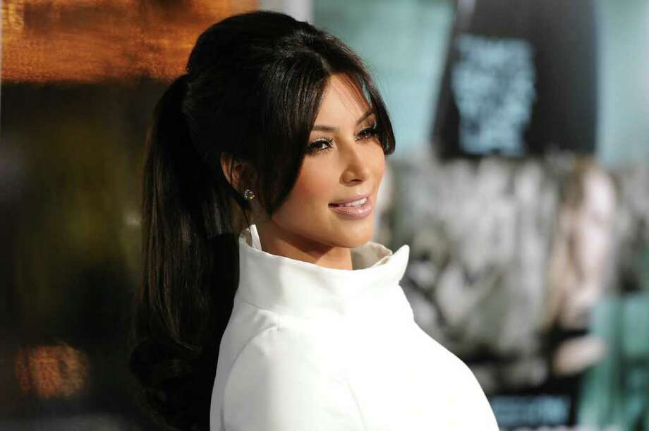Kim Kardashian Photo: Jason Merritt, Getty Images / Getty Images North America
