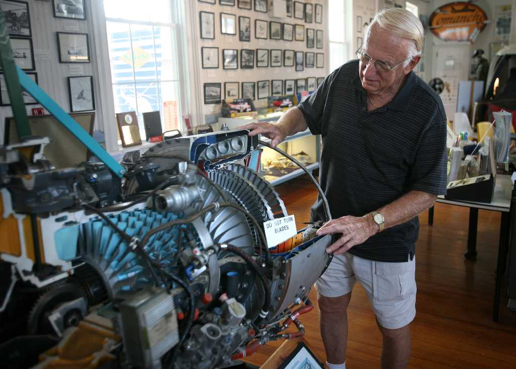 Unsung Aviation Pioneer Gets Exhibit At Helicopter Museum