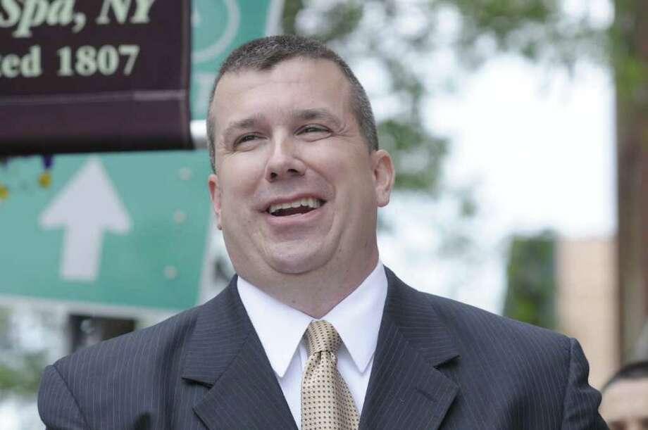 Dan Lewza, candidate for Milton town supervisor    (Paul Buckowski / Times Union archive) Photo: Paul Buckowski / 00013503A