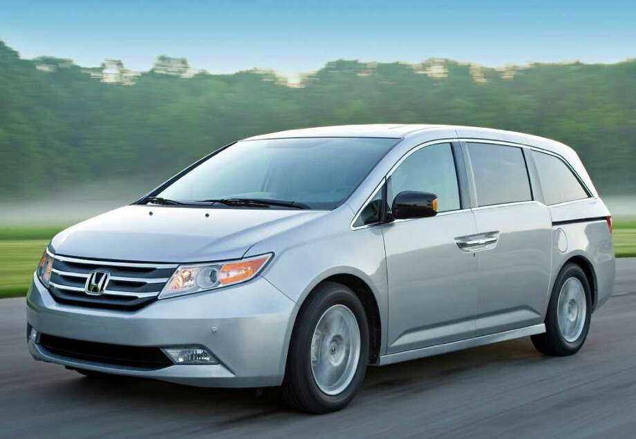 2011 Honda Odyssey minivan. Photo: American Honda Motor Co., COURTESY PHOTO / courtesy of American Honda Motor Co.